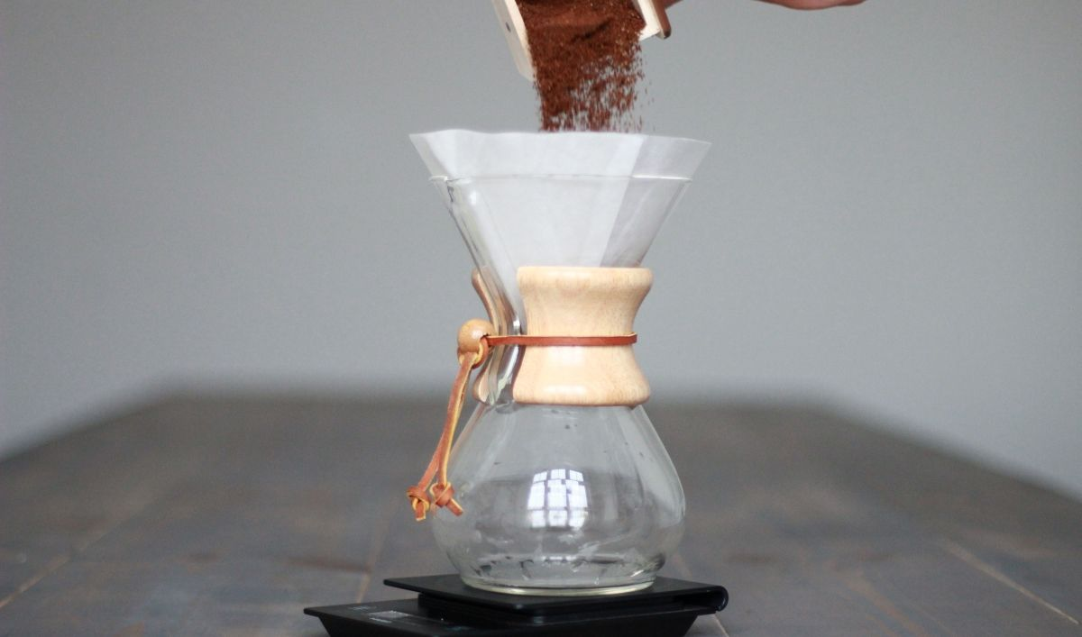 How to make your coffee just like James Bond