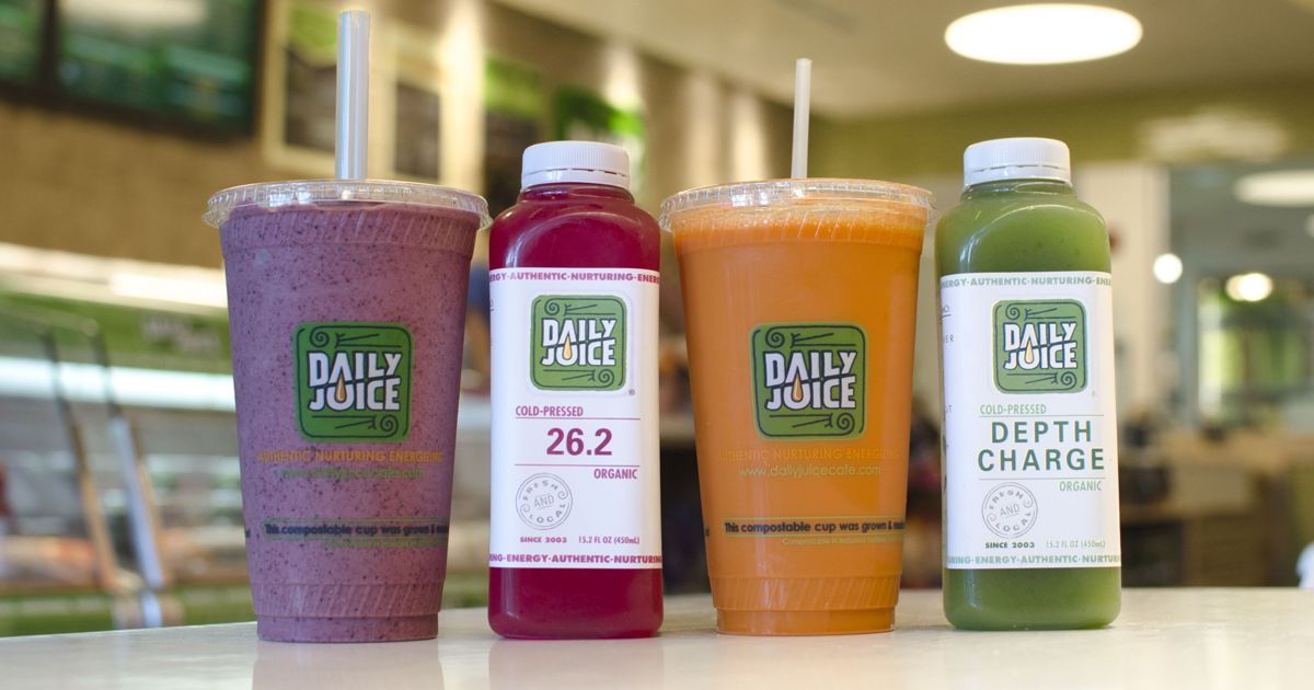 Daily Juice to open three cafés in Nashville area