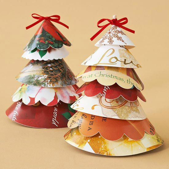 Christmas Card Projects: Decorative Ways to Recycle Christmas Cards