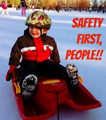 Sledding Safety