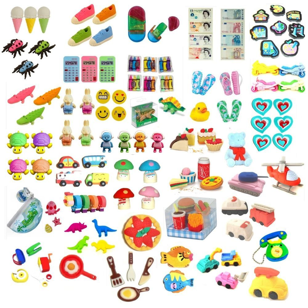 Collectable Stationery (Choice Listing)