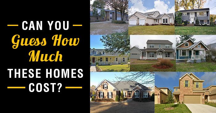 Quiz: Can You Guess How Much These Houses Cost?