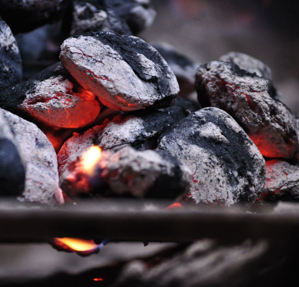 Why You Should Be Grilling With Old-School Briquettes