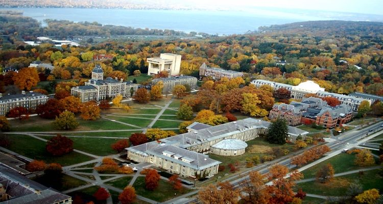 The 50 Most Beautiful Campus Quads