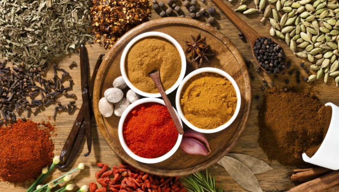 5 Spices to Boost Your Metabolism