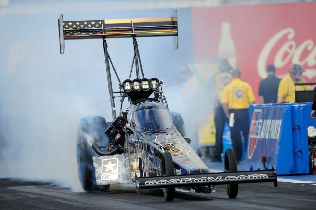 Drag Racing's Best Head To Phoenix For Carquest Auto Parts NHRA Nationals