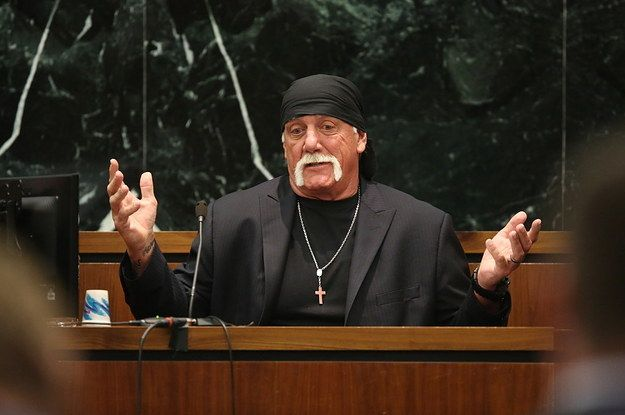 Hulk Hogan Awarded $115 Million In Sex Tape Lawsuit Against Gawker