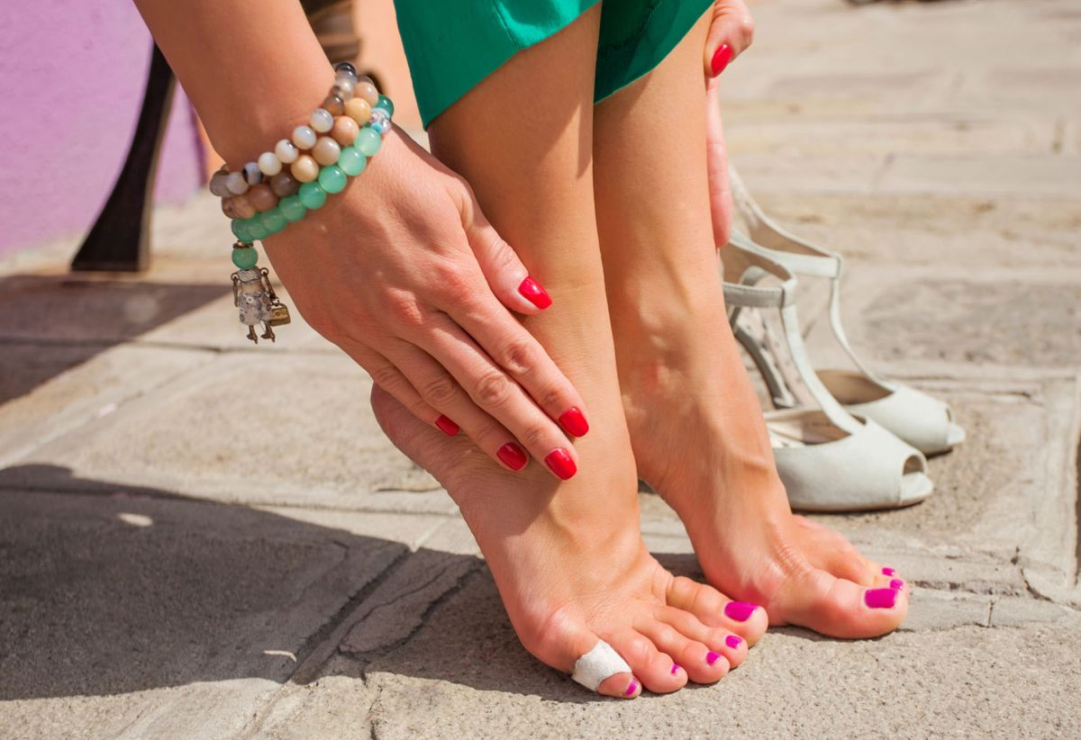 Shoes Getting Tight? Why Your Feet Change Size Over Time