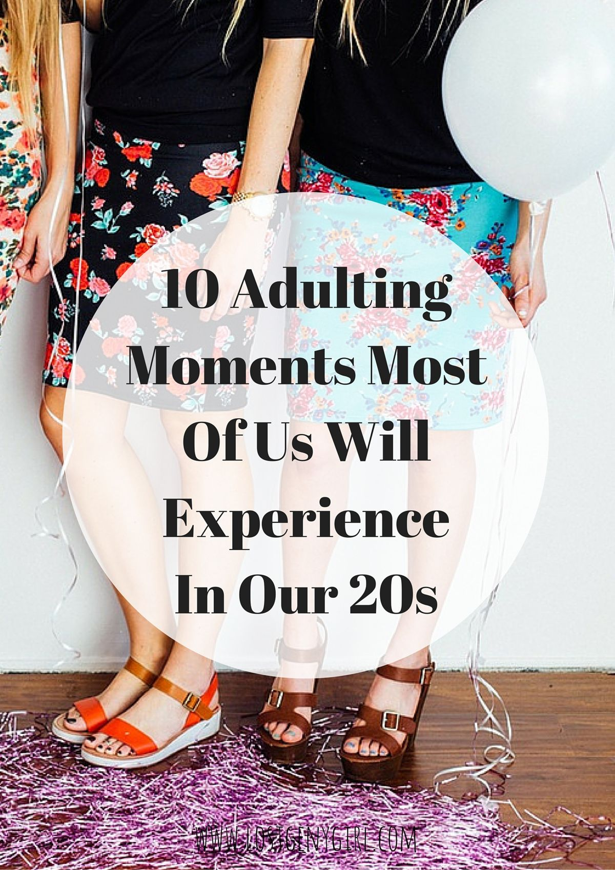 10 Adulting Moments Most Of Us Will Experience In Our Twenties