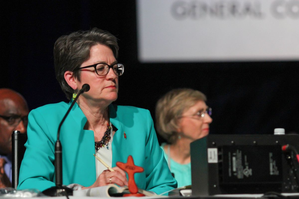 GC2016 passes $604 million general church budget