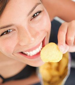 How Snacking Affects Your Teeth