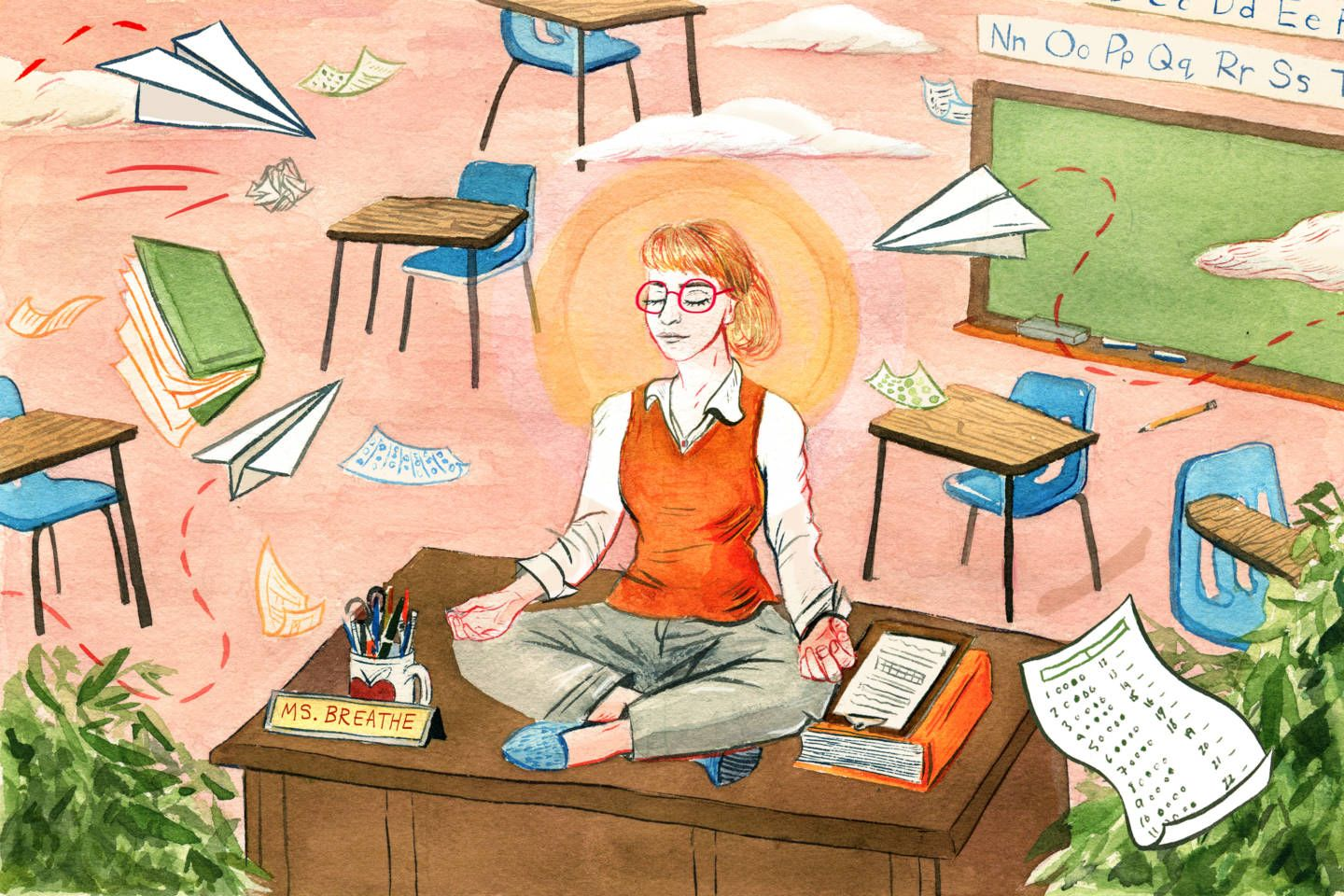 Why Teachers Say Practicing Mindfulness Is Transforming The Work