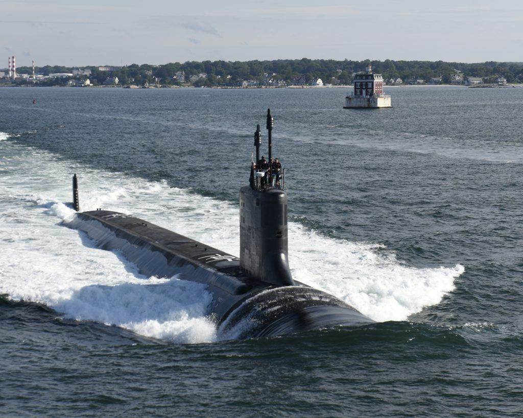 Five Things to Know About USS Illinois (SSN 786)
