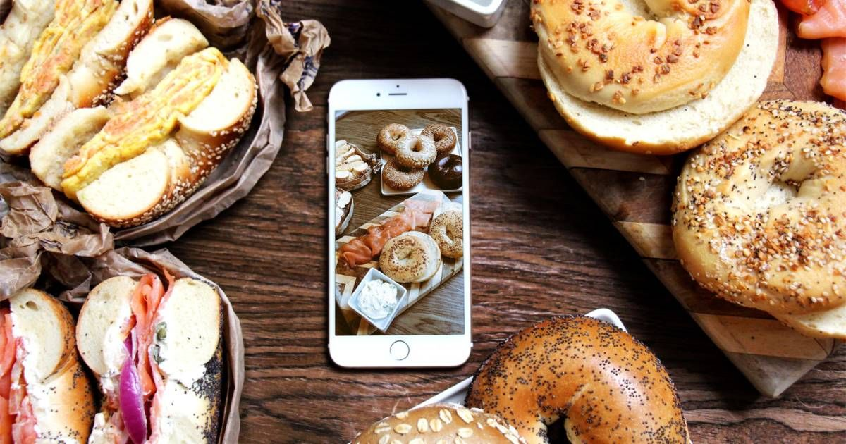5 Tips For Instagramming Your Delivery