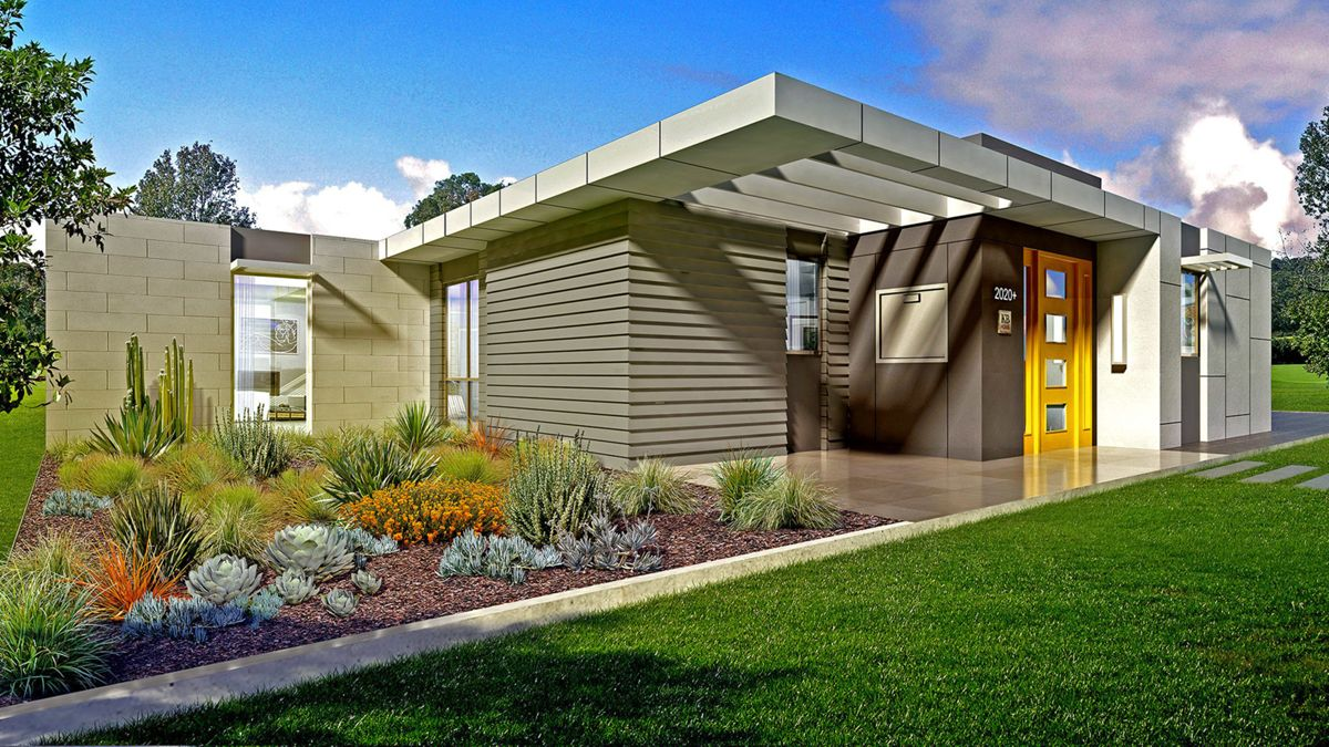 Home builder sees a future with movable walls and garage-less houses