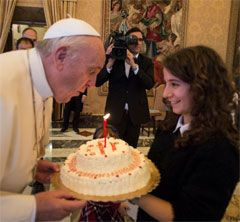 80 Reasons to Love Pope Francis
