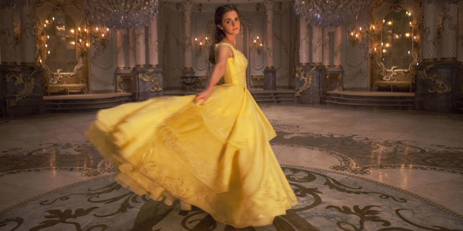Disney Releases New Official Clip of Emma Watson Singing in 'Beauty and the Beast'