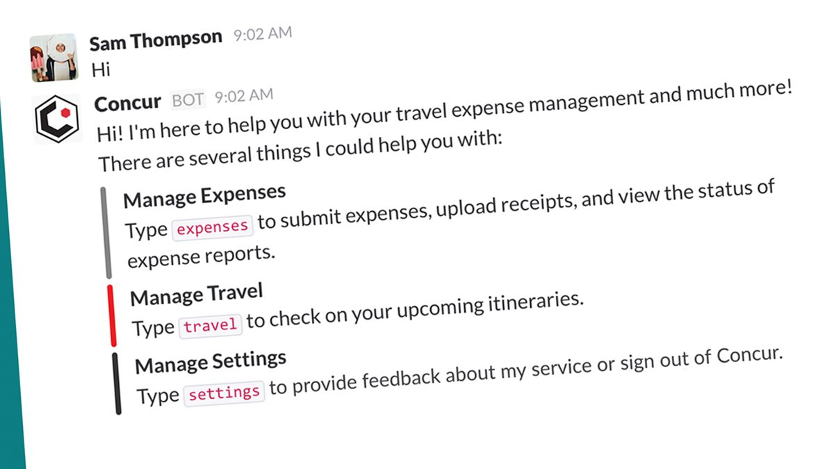 Collaborative design sprint leads to new bot for Slack [Beta]