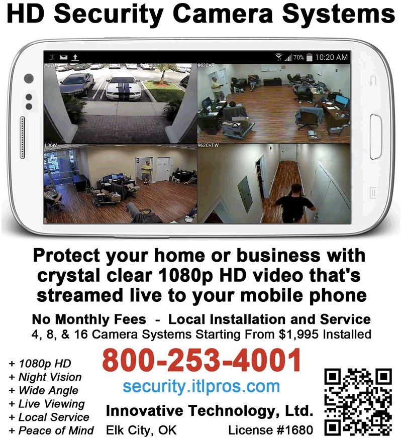ITL Security Camera Systems
