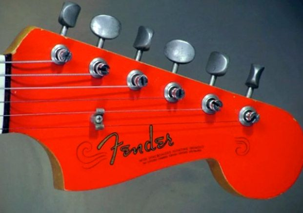 Can You Identify These Guitars by Their Headstocks?