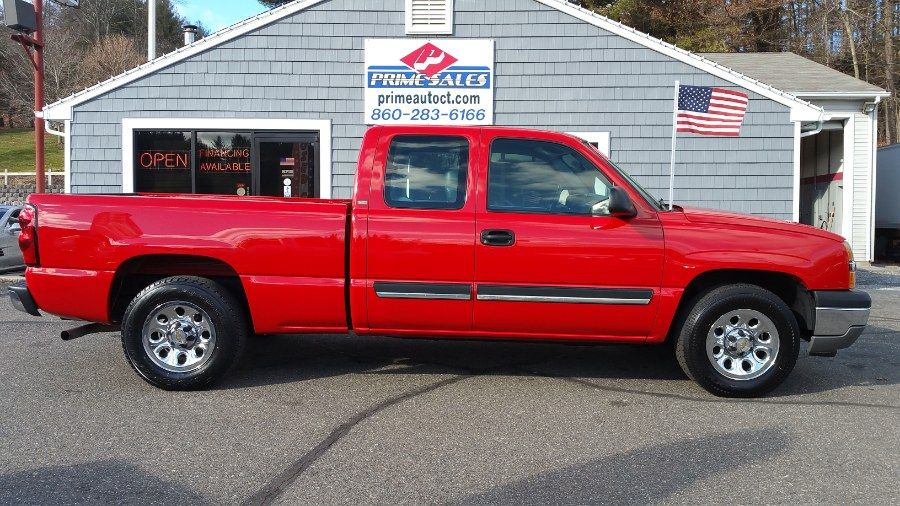 Chevrolet Silverado 1500 2005 in Thomaston Waterbury Hartford