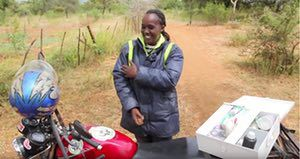 In Kenya, midwives on motorbikes save mothers from perilous journeys