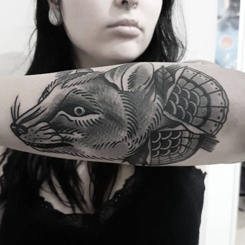 Photo Gallery: Animal Tattoos