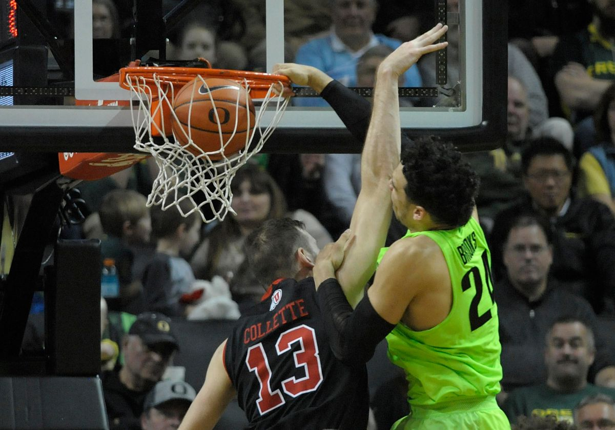 Oregon's Dillion Brooks Threw Down This Ridiculously Hard Dunk!
