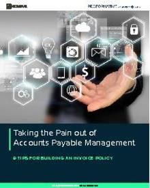 Taking the Pain out of Accounts Payable Management