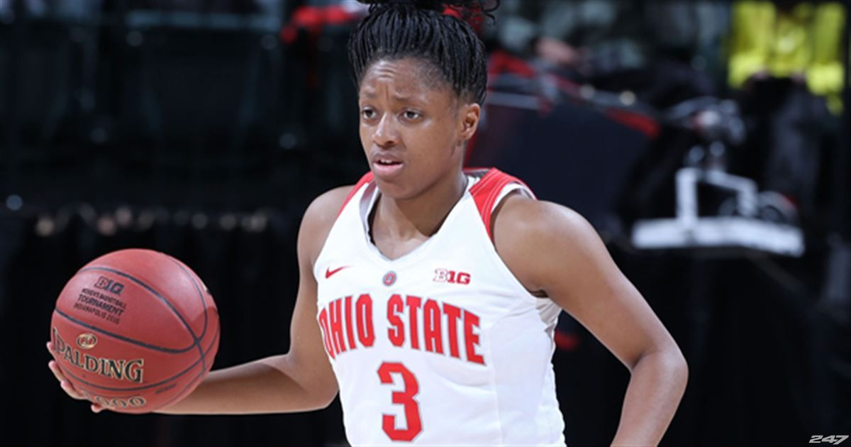 Ohio State Buckeyes women's basketball hosts No. 2 Maryland