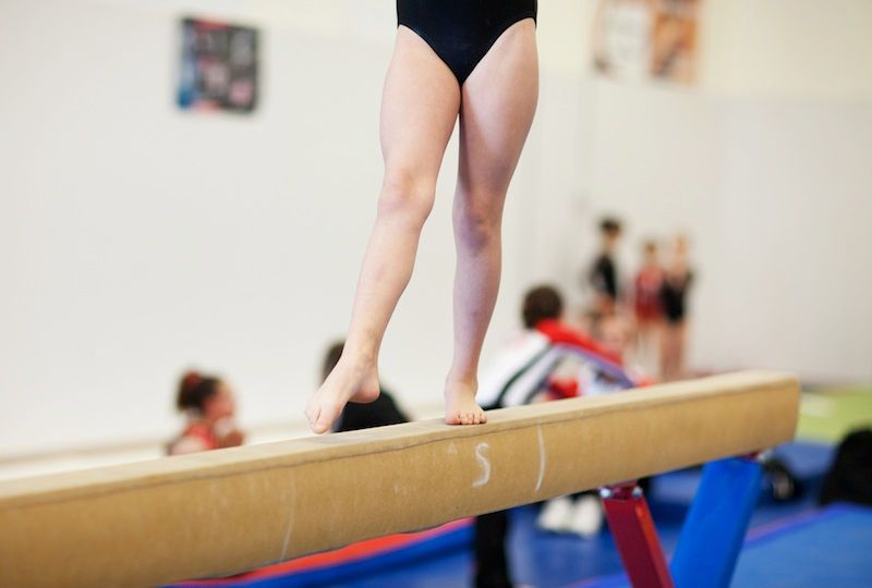 What's the Most Challenging Gymnastics Event, According to Physics?