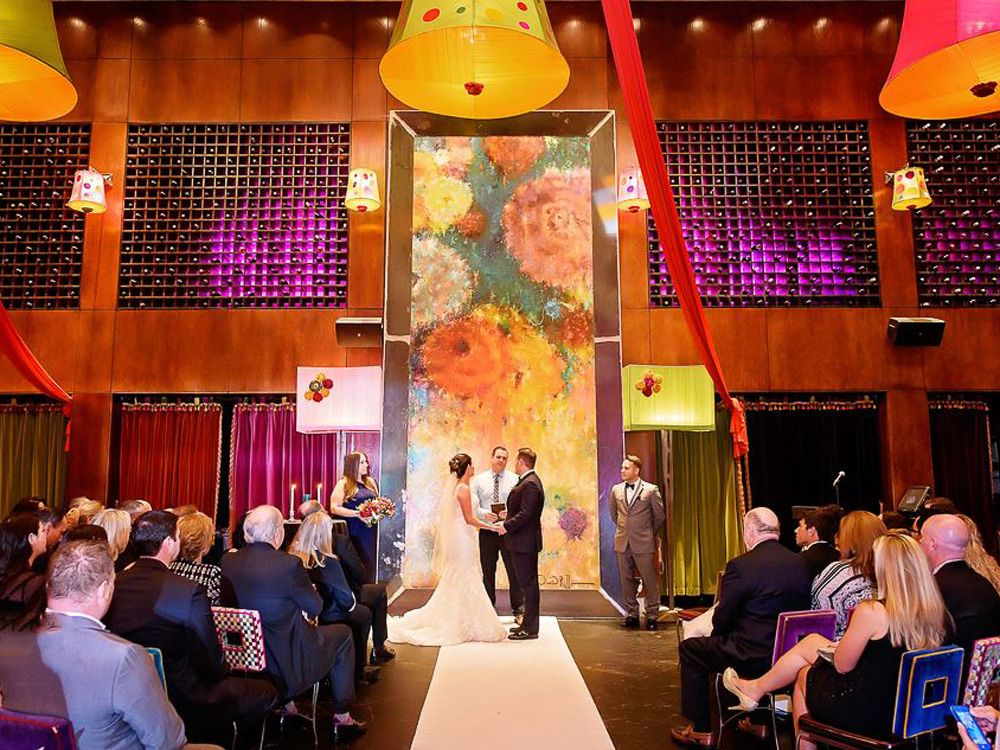 What Chicago Restaurants Are Also Wedding Venues?