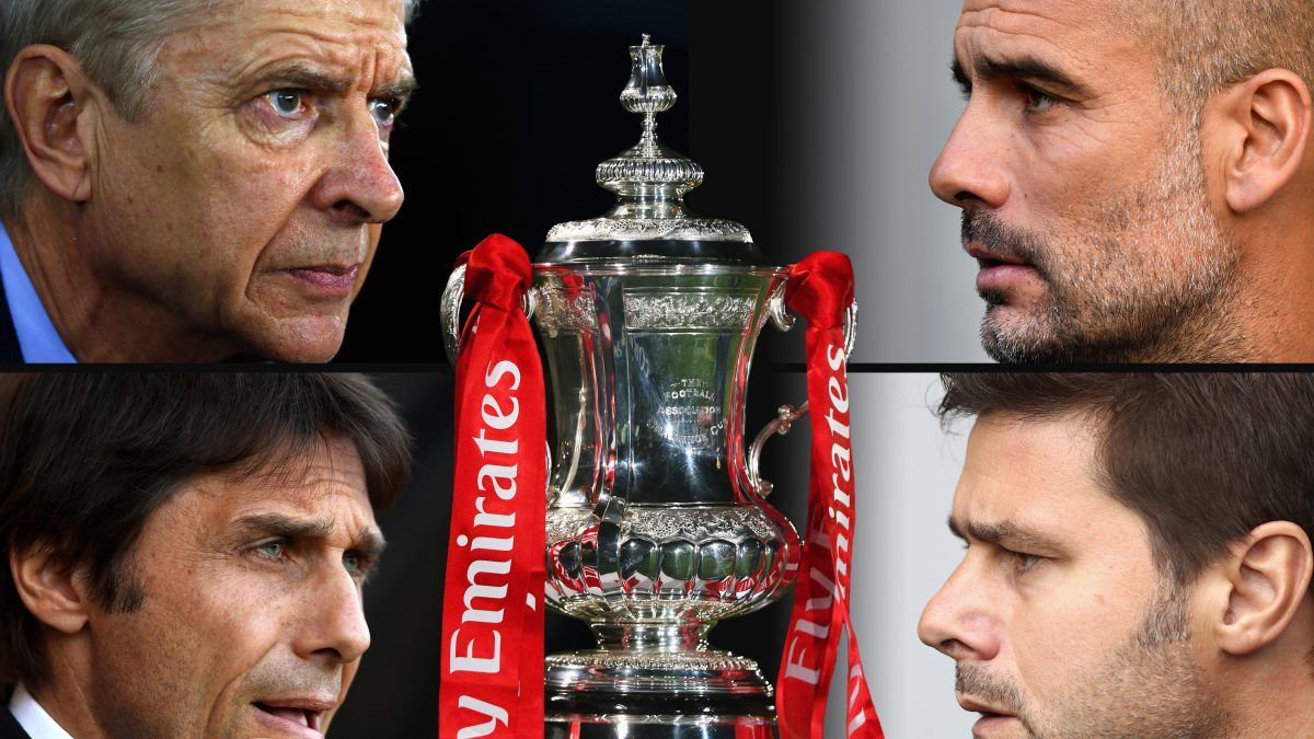 FA Cup Preview: Emotions run high as powers meet at Wembley