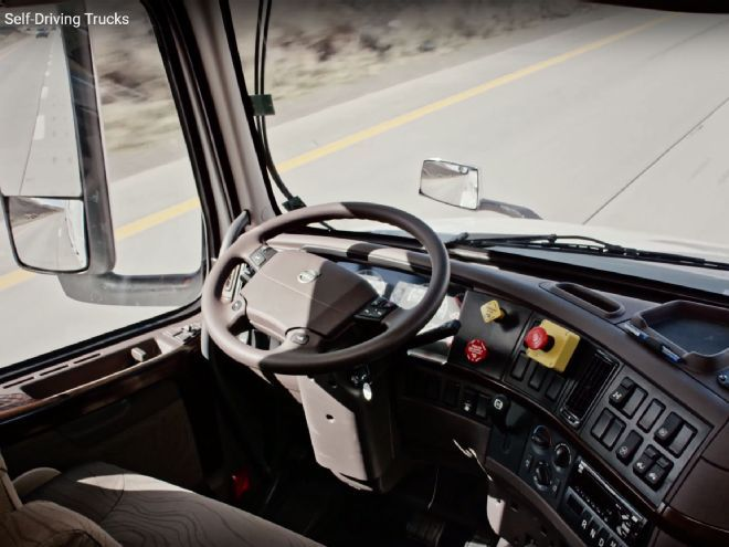 Otto Co-Founder: Self-Driving Trucks Will Happen Gradually