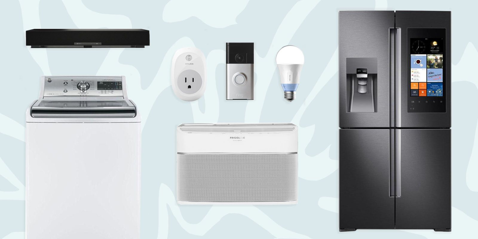 20 cool connected tech products for a smarter home by for Cool house products