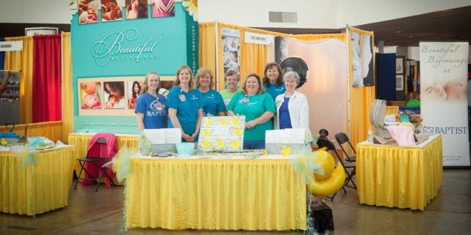 Baptist Children's Hospital brings play time to 2017 baby expo