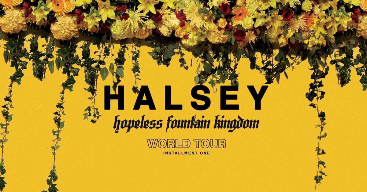 Kingdom Tour Halsey
