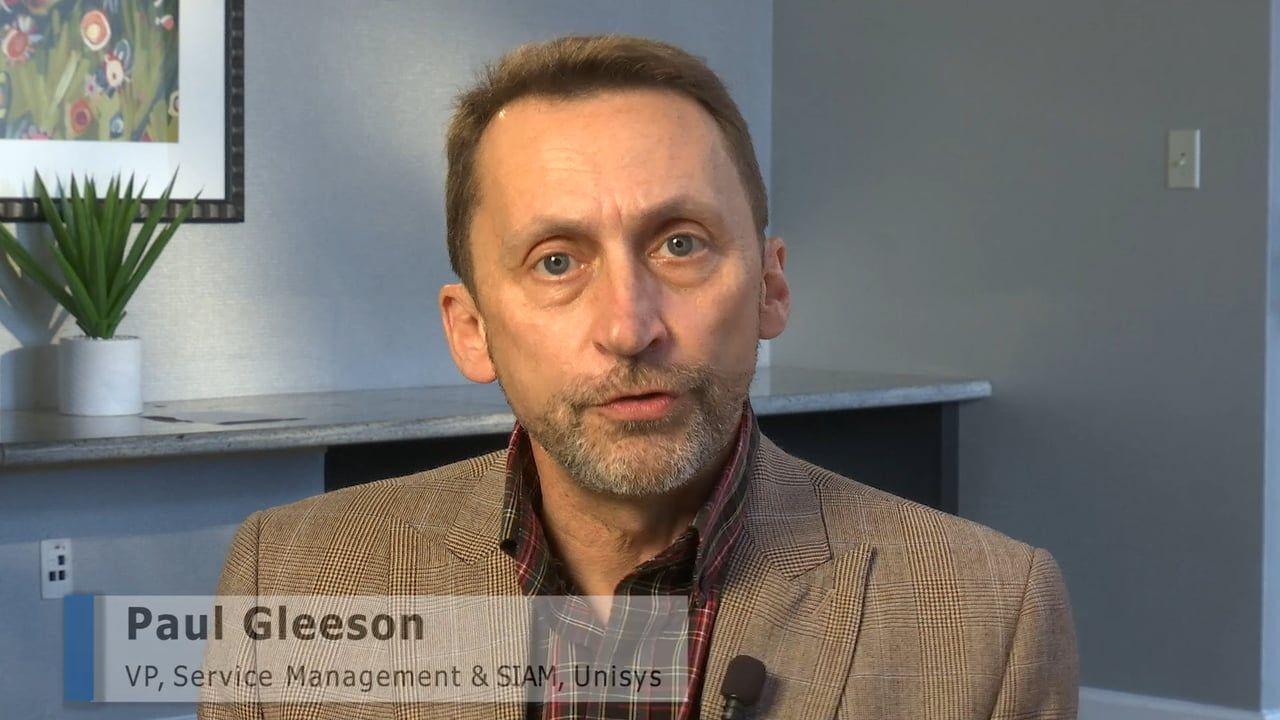 Unisys' Paul Gleeson: Next Generation Support ...