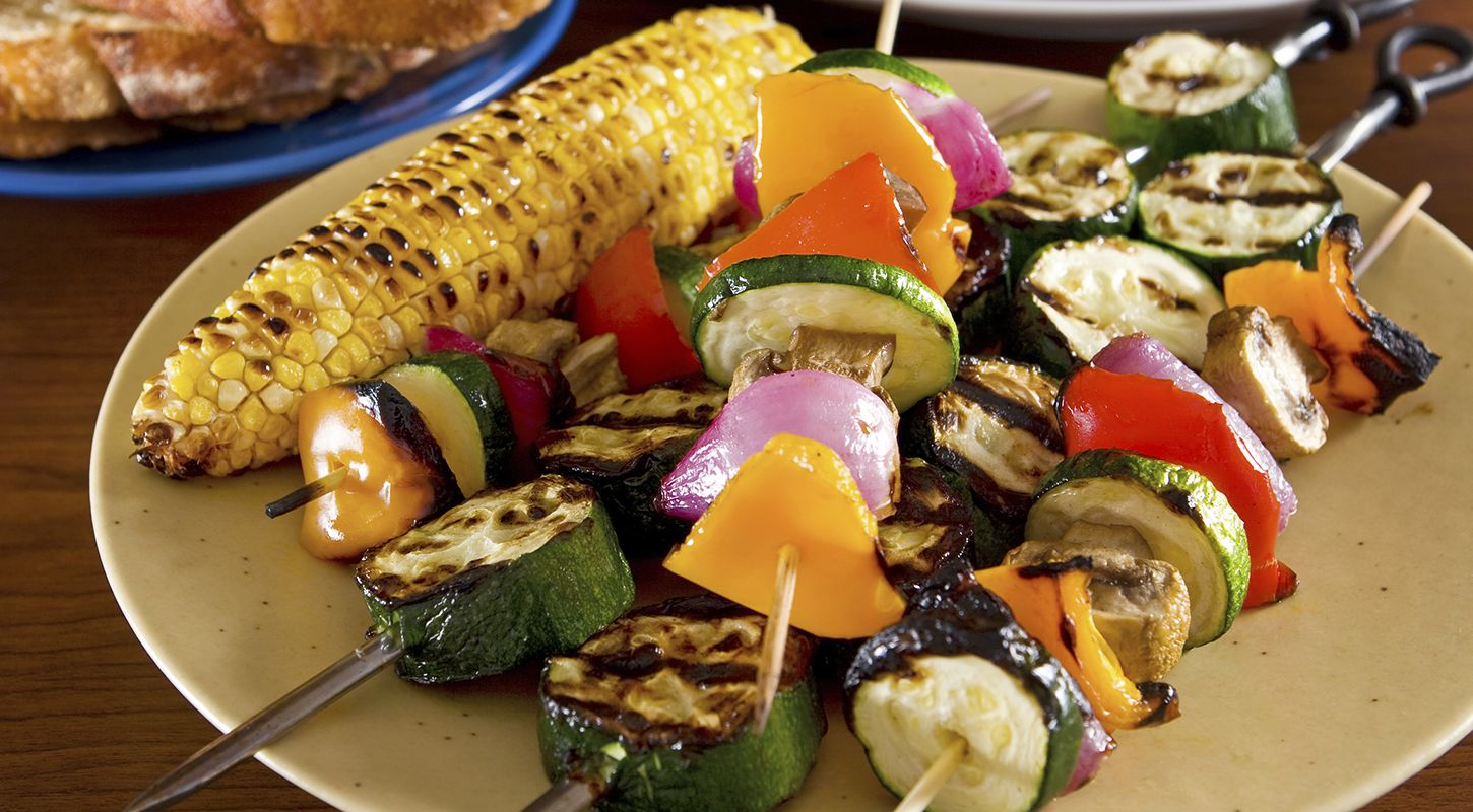 Healthy Grilling Options and Cookout Dishes