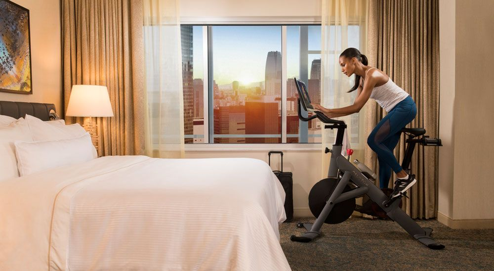 The Fittest Hotel in America