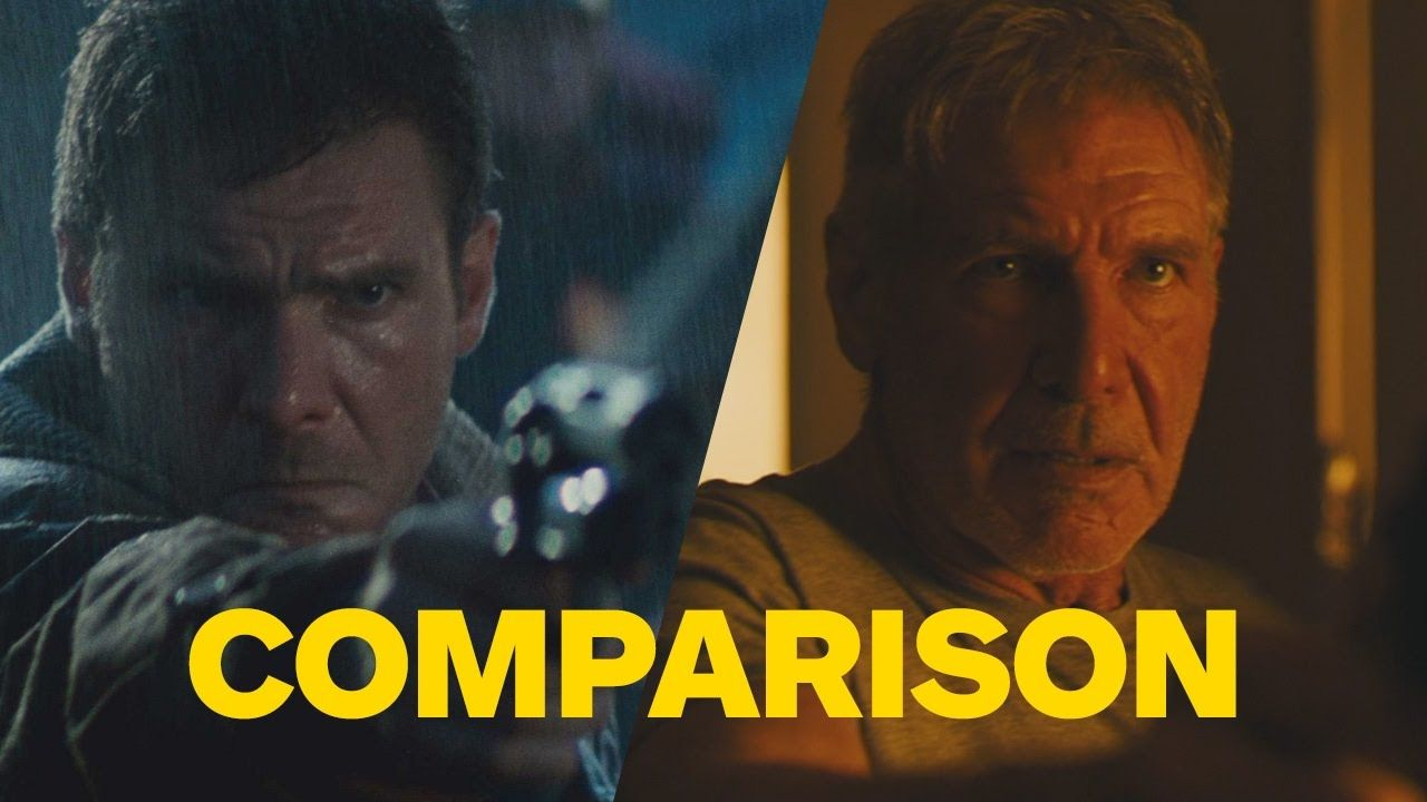 Blade Runner 2049 vs Original: Side by Side Comparison by ... - photo#22