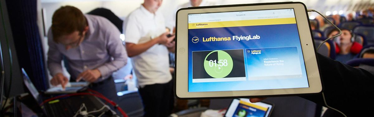 SAP and Lufthansa: Digitalization Takes Flight