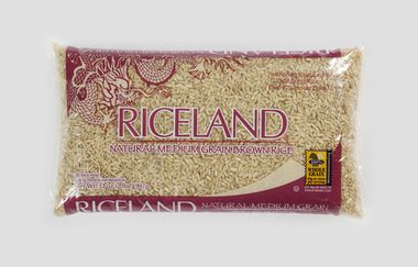 Riceland Medium Grain Brown Rice 2/2lb