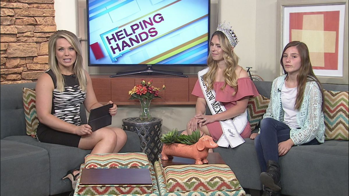 Helping Hands: Pageantry With A Purpose