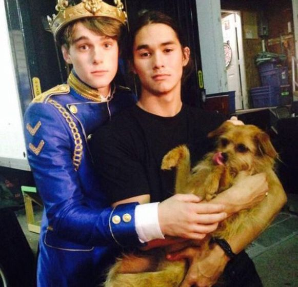 Forever Grateful to 'Descendants 2' For Giving the World This Booboo Stewart & Mitchell Hope Oh