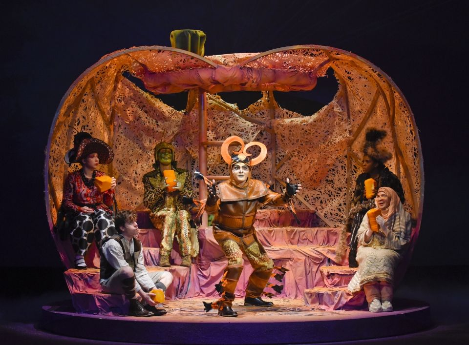 Review: James and the Giant Peach