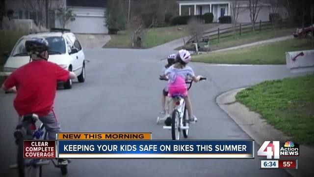 Study finds parents not requiring children to wear helmets
