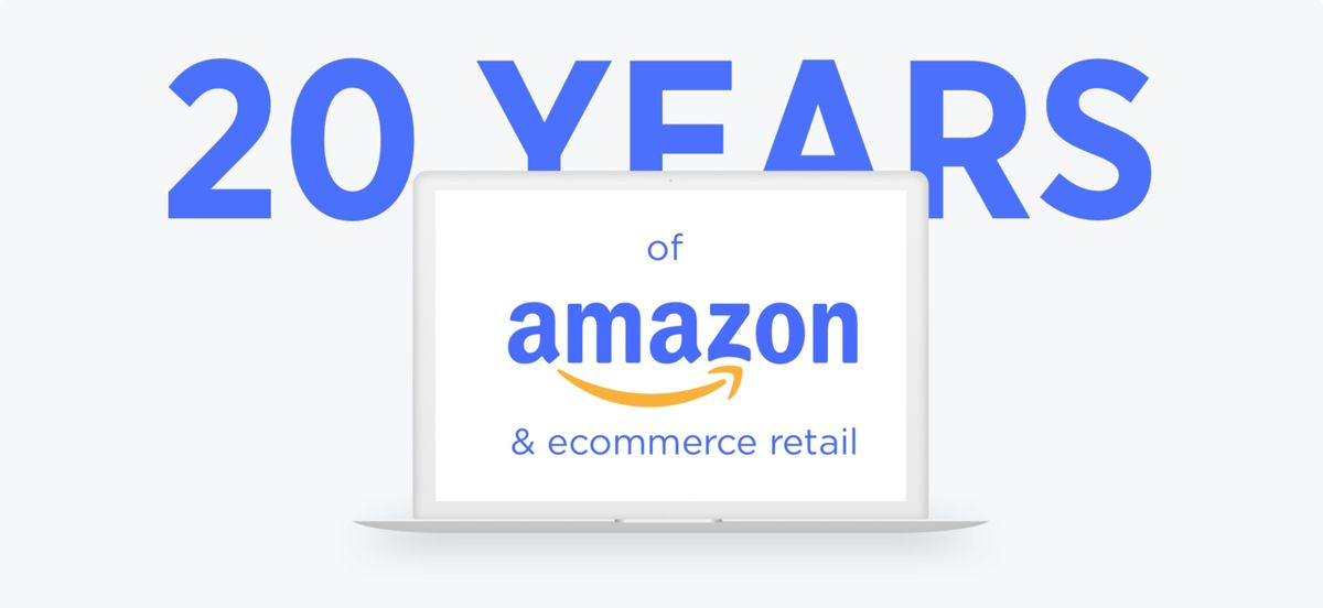 The Amazon Timeline to a 18,233% Increase in Online Sales [Infographic]