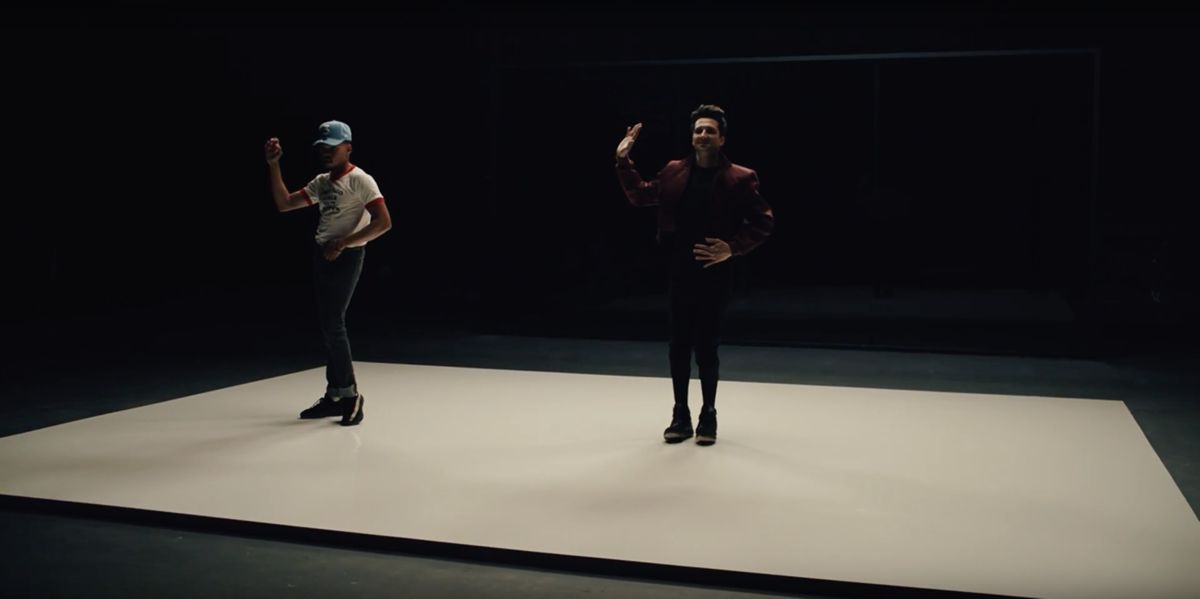 Chance The Rapper Dances Adorably In Music Video For Travis & The Lights' Song!
