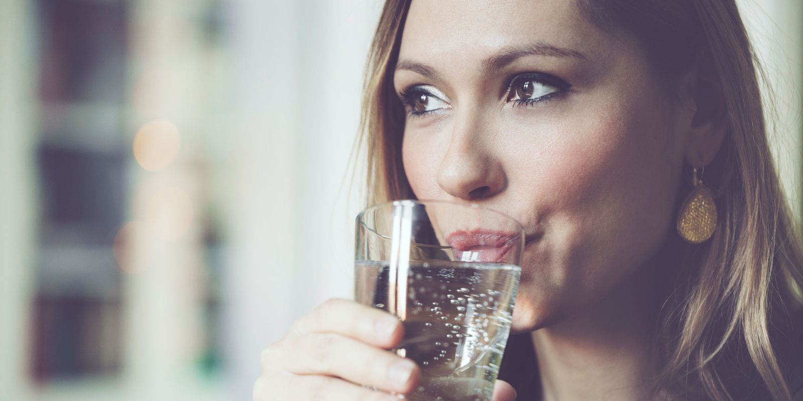 How dehydration can sabotage healthy skin